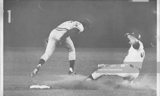 Jerry Koosman steals second base and pitches a complete game in a 3 – 1 New York Mets victory over the Cincinnati Reds.