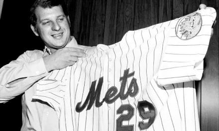 The Tigers trade pitcher Mickey Lolich and outfielder Billy Baldwin to the Mets in exchange for outfielder Rusty Staub and pitcher Bill Laxton