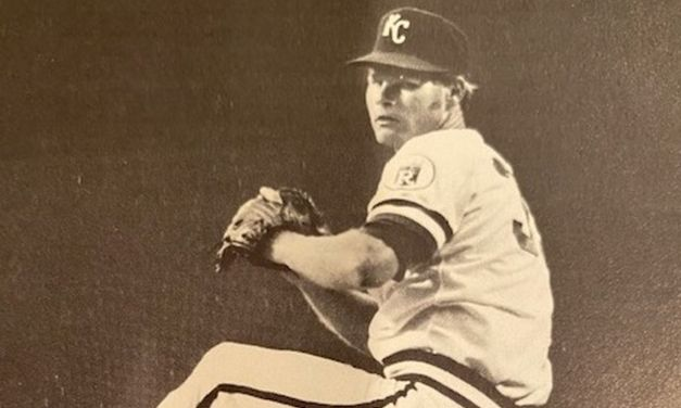 Marty Pattin and Steve Mingori combine on a one-hit shutout beating Nolan Ryan 3-0