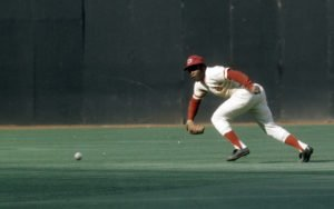 Joe Morgan error first in 91 games
