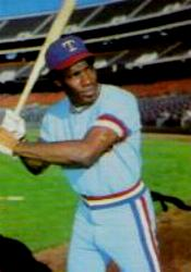 Well-traveled Bobby Bonds who joins his fifth team in five seasons