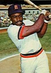 Ron LeFlore of the Detroit Tigers establishes an American League record by stealing his 27th consecutive