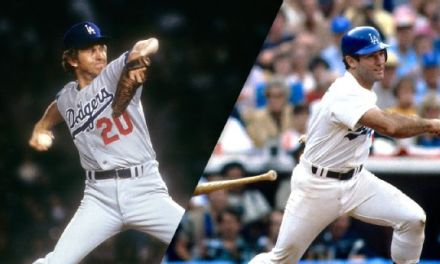Steve Garvey and Don Sutton fight at Shea before a 5-4 Dodger victory