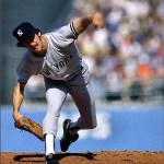New York Yankees pitcher Ron Guidry is the unanimous choice for the 1978 American League Cy Young Award