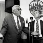 Nelson Doubleday and Fred Wilpon head a group of investors who purchase the New York Mets from the DeRoulet family for a reported $21.1 million, the highest price paid for a major league franchise up to that time. Doubleday, whose publishing company supplies 80 percent of the purchase price, and is also a relative of Abner Doubleday, will serve as chairman of the board, while Wilpon, a former teammate of Sandy Koufax's at Brooklyn's Lafayette High School, will serve as team president and chief operating officer.