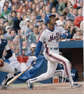 New York Mets select heralded outfielder Darryl Strawberry