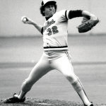 Baltimore Orioles pitcher Steve Stone wins the 1980 AL Cy Young Award