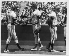 Steve McCatty ordered to use a toy bat by Billy Martin