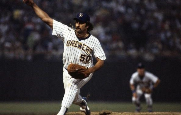 Pitcher Pete Vuckovich becomes the Milwaukee Brewers' second consecutive Cy Young