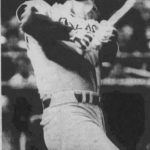 In a rematch againstSteve Carlton' who hit agrand slamoff him onMay 16th'Fernando Valenzuelastrikes out 15Phillieswhile pitching theDodgersto a 3-hit, 1 - 0 victory.