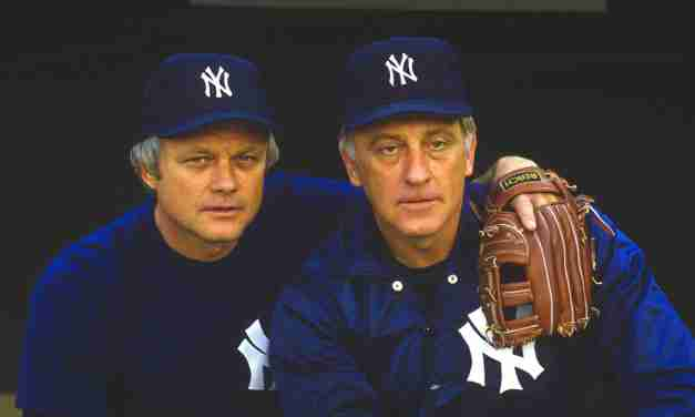 Joe and Phil Niekro united in New York