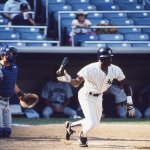 Claudell Washington New York Yankees