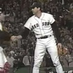 AtFenway Park,Bruce Hurst'scomplete gamevictory gives theBoston Red Soxa 4 - 2 win and 3-2 lead in theWorld Series