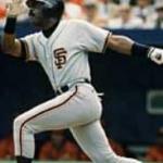Jeff Leonard San Francisco Giants