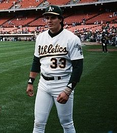 Jose Canseco of the Oakland A's becomes the first unanimous winner of the American League's MVP Award since Reggie Jackson in 1973