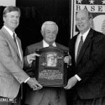 Jim Bunning,Earl Weaver,Bill Foster, andNed Hanlonare inducted into baseball'sHall of Fame.