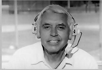 Gene Elston is selected by the Hall of Fame to receive the Ford C. Frick Award