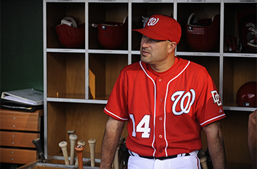 Washington Nationals name Manny Acta their new manager