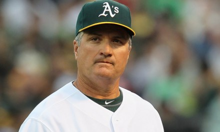Oakland A's announce Bob Geren as their manager
