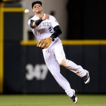 Troy Tulowitzki performs the 13th unassisted triple play in major league history
