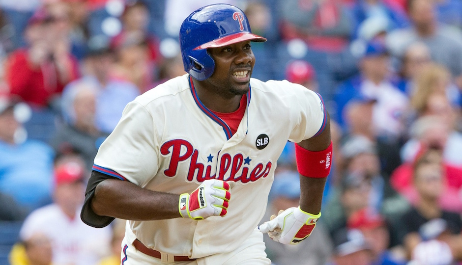 Ryan Howard equals a new record for a first-time eligible player by winning a salary of $10 million through arbitration