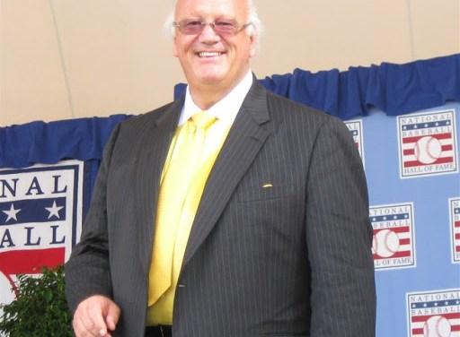 Jon Miller is the 2010Ford Frick Awardwinner
