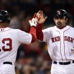 The Red Sox complete their deal for Adrian Gonzalez