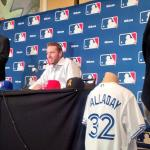 roy halladay one day contract