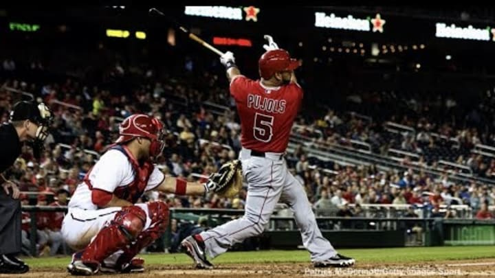 Albert Pujolsbecomes the 26th member of the500 Home Run Club
