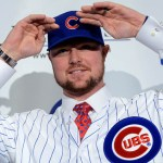 Chicago Cubs Sign John Lester 6 years $155M