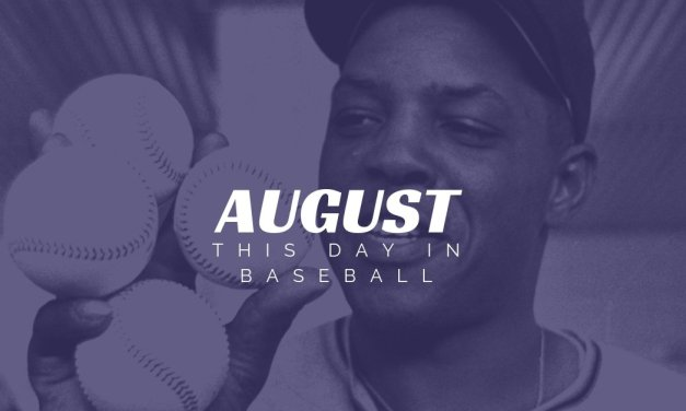 This Month in Baseball August