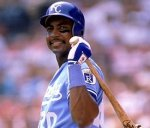 Frank White hits for the cycle for the second time in his career. The second baseman completes the feat with a two-out triple in the ninth inning, giving Kansas City a 6-5 walk-off victory over Detroit at Royals Stadium.