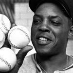 Willie Mays 4 Home Run Game