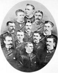 Major League Baseball Season Recap 1880