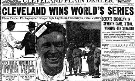 Major League Baseball Season Recap 1920