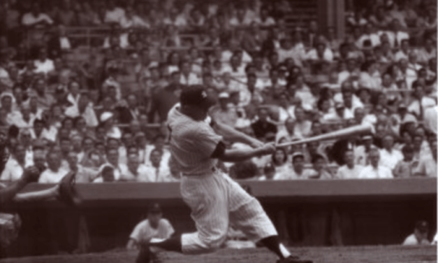 21-year-old Mickey Mantle becomes just the third batter in Forbes Field's 44-year history—after Babe Ruth in 1935 and Teddy Beard in 1950—to clear the 89-foot-high right field roof