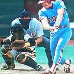 Mike Schmidt hits three home runs in a game for the third time in his career
