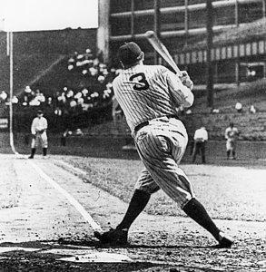 Babe Ruth slams the 700th home run of his career