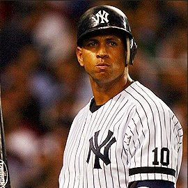 Alex Rodriguez publicly admits to using steroids from 2001 to 2003, while a member of the Texas Rangers