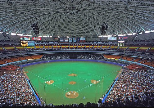 Harris County commissioners agree to spend $105 million to begin renovations for the long-dormant Astrodome