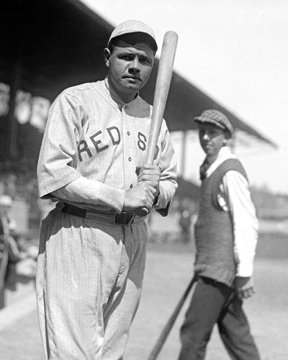 Babe Ruth breaks Ned Williamson's single-season home run mark