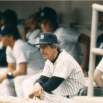 Billy Martin dies in a car accident a the age of 61