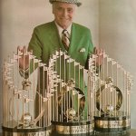 Kansas City A's owner Charlie Finley fires manager Alvin Dark