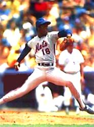 Dwight Gooden of the New York Mets becomes the youngest pitcher to win 20 games in a season