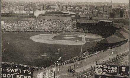 Huntington Avenue Baseball Grounds