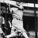 Lou Gehrig becomes first player to hit 4 homeruns in a game
