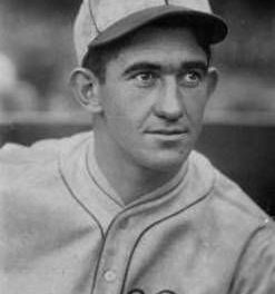 Mickey Cochrane of the Philadelphia Athletics hits for the cycle