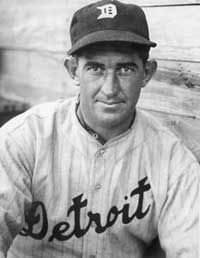 "Hall of Famer Gordon ""Mickey"" Cochrane is born in Bridgewater, Massachusetts"