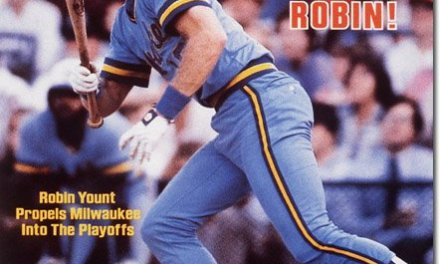 Robin Yount is a unanimous choice asAL Most Valuable Player in 1982