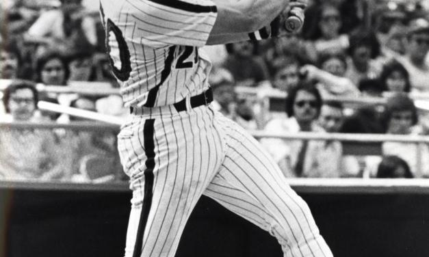 Philadelphia Phillies third baseman Mike Schmidt wins the 1986 NL Most Valuable Player Award